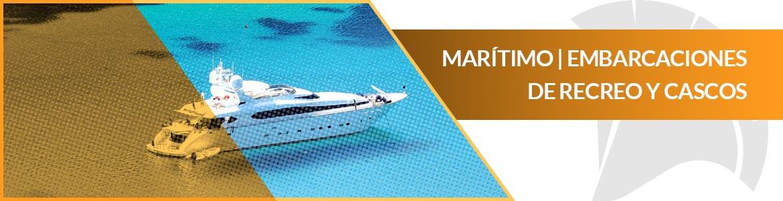 Seguro de embarcaciones de recreo y cascos