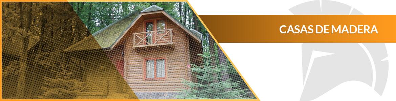 seguro para casas de madera