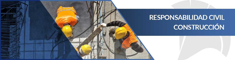 Seguro de responsabilidad civil de construcción Segurea, tu Seguro a Medida
