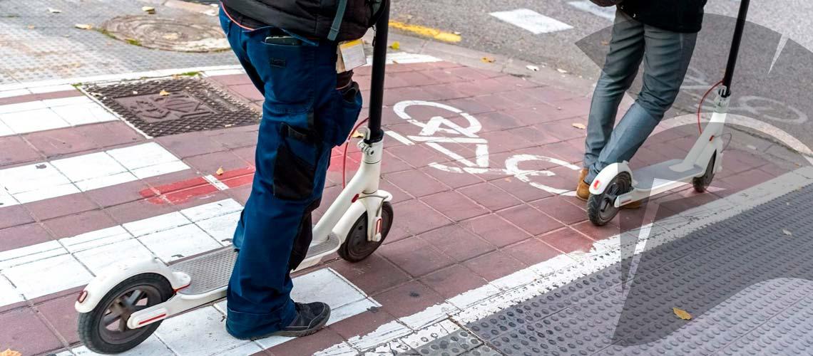 Normativa Patinetes Eléctricos Valencia